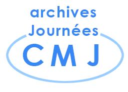 Archives journées CMJ