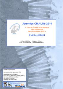 Livret d'accueil CMJ 2014