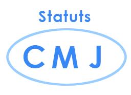 Statuts CMJ